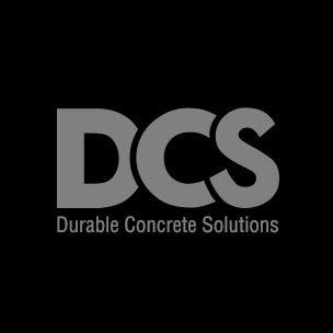 Durable concrete solutions client logo