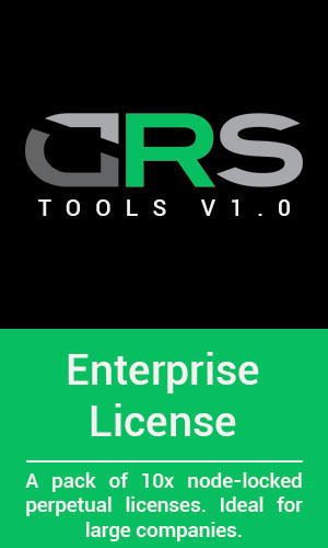 Enterprise license thumbnail image of DRS Tools zBrush plugin for creating automatic cages for 3d models in 1 click